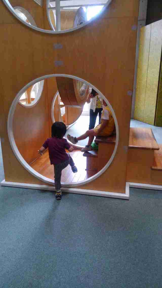 愛知県児童総合センター 体験ゾーン,愛知県,遊具,愛知県児童総合センター