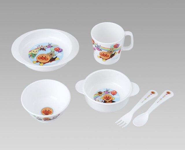 レック アンパンマン ごはん茶碗セット,離乳食,食器セット,おすすめ