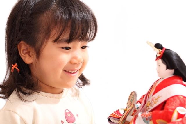 子どもとひな人形,ひな祭り,人形,種類