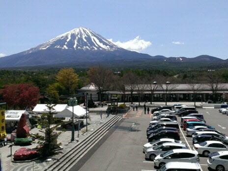 道の駅なるさわ,なるさわ,富士山,道の駅