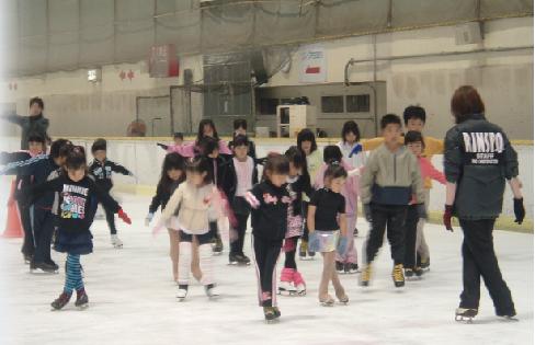大阪府立臨海スポーツセンター,大阪,スケート,リンク