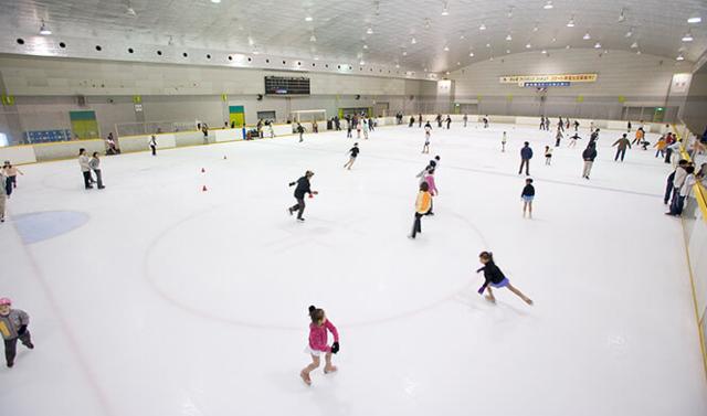 BIG BOX 東大和スケートセンター,東京,スケート場,おすすめ