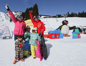 NASPAキッズガーデン,子ども,おすすめ,スキー場