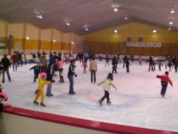 桐生スケートセンター,群馬県,スケート場,スポーツ