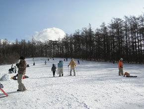 あだたら高原スキー場 雪あそび広場,スキー場,福島県,子連れ