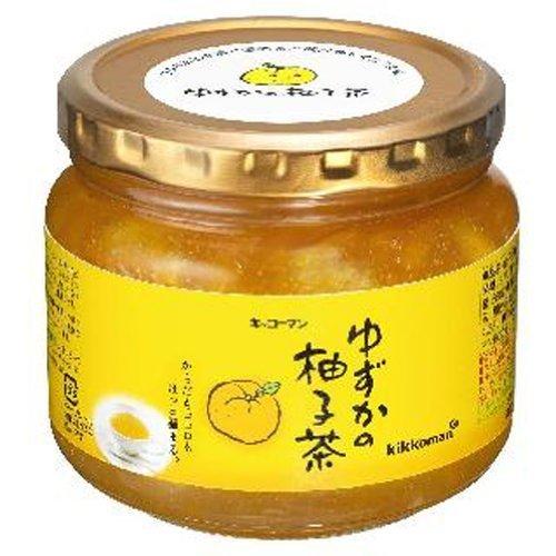 キッコーマン ゆずかの柚子茶 580g,妊婦,ノンカフェイン,おすすめ
