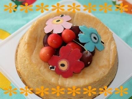 マリメッコの花チョコ,スイーツ,可愛い,作り方