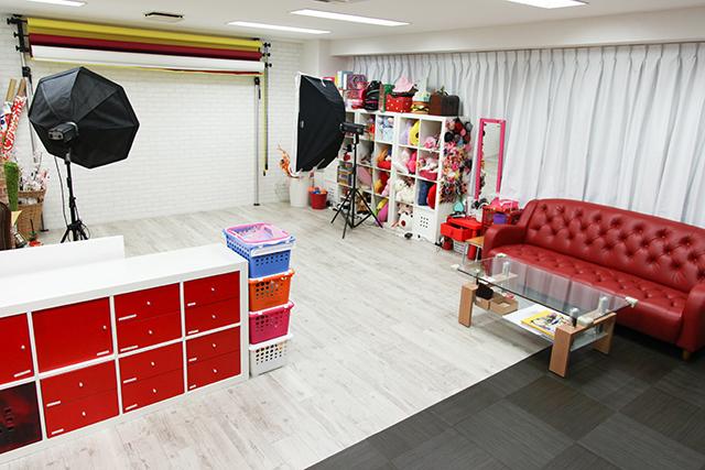 HONEY&CRUNCH内観,京都府,写真スタジオ,おすすめ