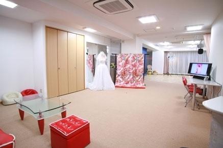 貸衣装&フォトスタジオ ラピュルテ内観,京都府,写真スタジオ,おすすめ