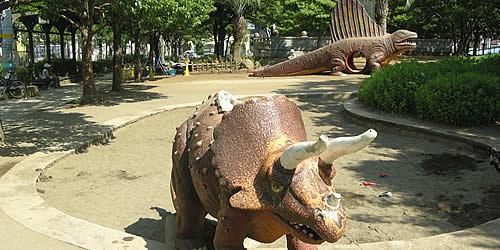 江戸川区子供の広場,江戸川区総合レクリエーション公園,アスレチック,遊具