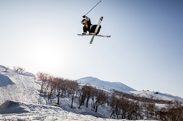 ニセコ グラン・ヒラフ,北海道,雪遊び,託児