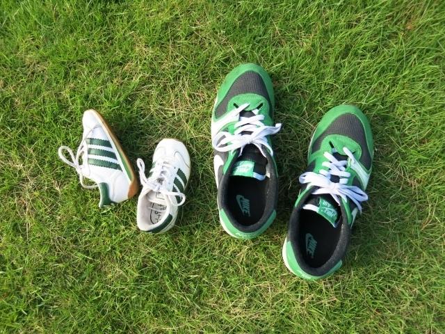 靴の写真,妊娠,19,週