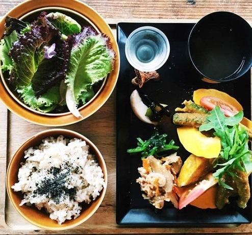 ランチセット,渋谷,オーガニック,レストラン