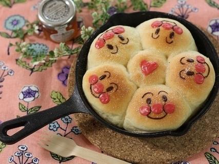 ニトスキのアンパンマンのちぎりパン,ちぎりパン,キャラクター,人気