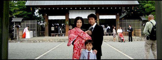 伊勢山皇大神宮初宮詣,お宮参り,神社,神奈川