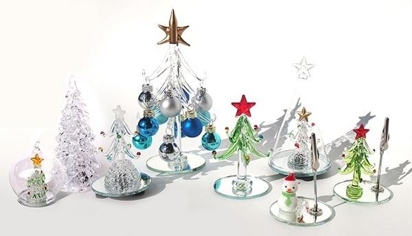 ダイソーのガラスツリー,ダイソー,クリスマス,雑貨