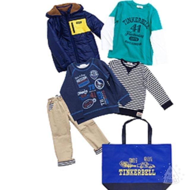 ティンカーベル福袋 男の子,通販,子供服,福袋