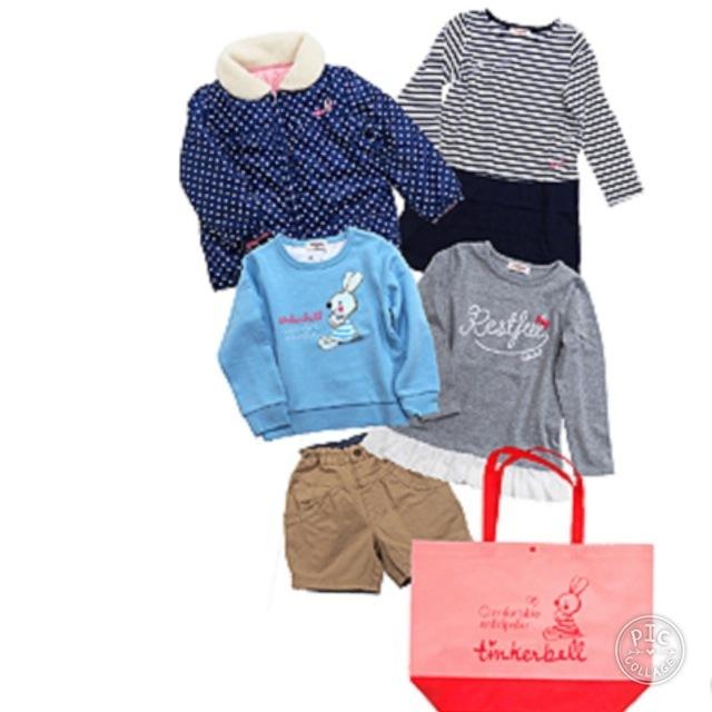 ティンカーベル福袋 女の子,通販,子供服,福袋