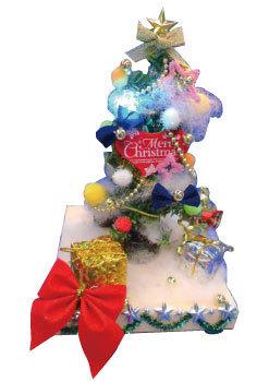 LEDクリスマスツリー,徳島,イルミネーション,あすたむらんど