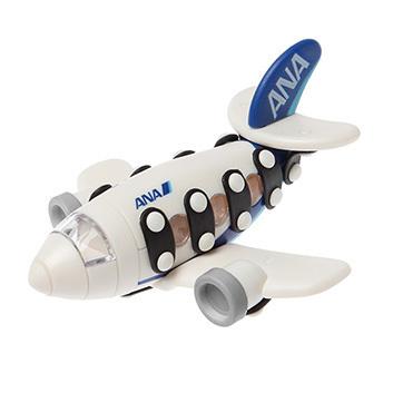 ANAの飛行機をモチーフにした組立て玩具,パパ,ブランド,飛行機