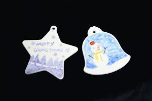 陶器 絵付け体験,ノリタケの森,クリスマス,イベント