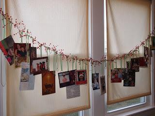 Christmas cards display ,カナダ,サンタ,手紙