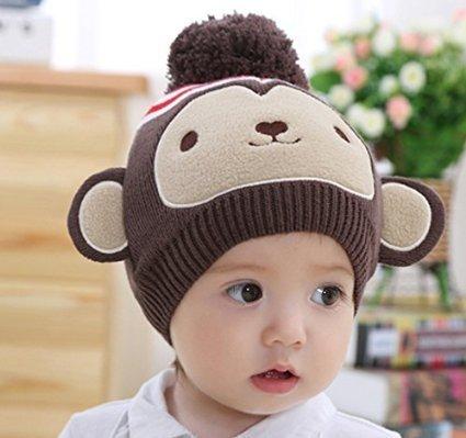 おさるニット帽,年賀状,サル,グッズ