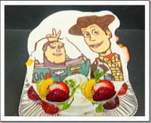 フレッシュケーキAINOSUKEキャラデコケーキ,キャラクターケーキ,注文,お店