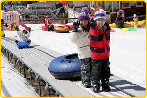 ユートピアサイオト,広島,スキー,子ども