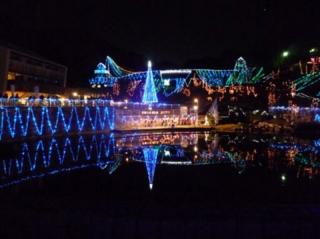 光のページェント~TWINKLE JOYO 2015~,京都,クリスマス,イルミネーション