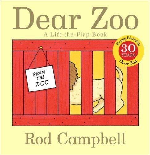 Dear Zoo,英語,絵本,読み聞かせ