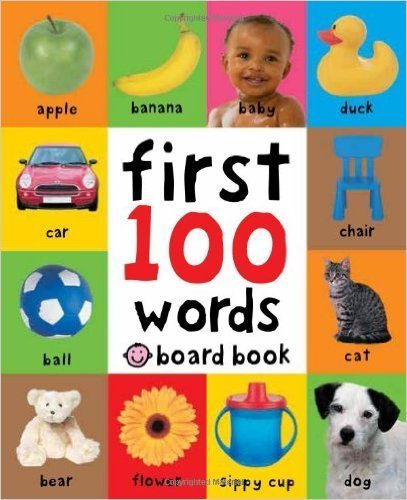 First 100 words,英語,絵本,読み聞かせ
