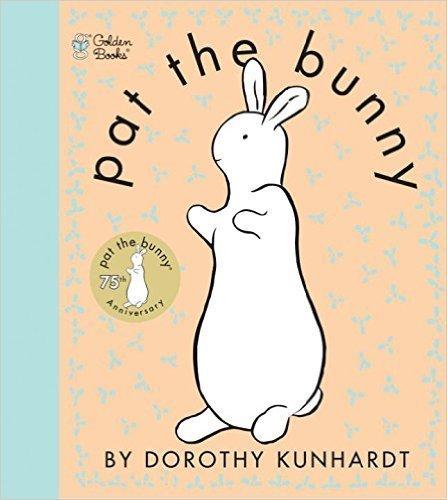 pat the bunny,読み聞かせ,英語,絵本
