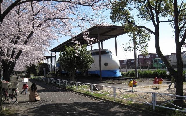 新幹線公園,大阪,無料,子ども