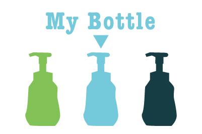 子どもにシャンプーのマイボトル,シャンプー,子ども,お風呂