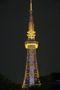 名古屋テレビ塔,名古屋,夜景,スポット