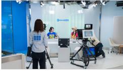 NHKスタジオパーク スタジオパークNEWS,渋谷,NHK,スタジオパーク
