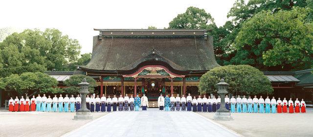 太宰府天満宮,七五三,九州,神社
