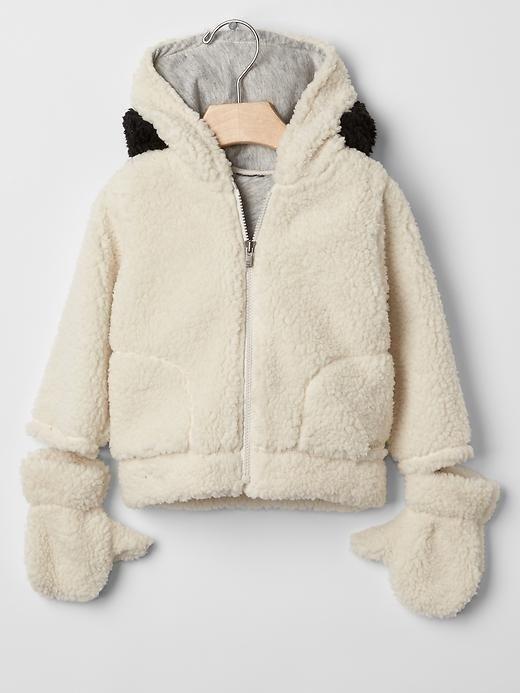 cozy Snoopy zip hoodie,GAP,コラボ,アイテム