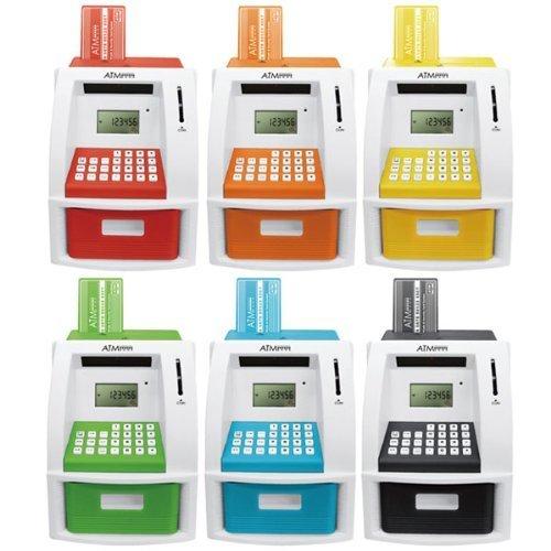 ATMメモリーバンク,子ども,おもしろ,貯金箱