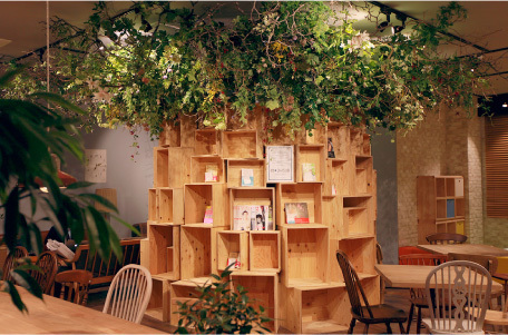 ボックスツリー,武蔵小杉,カフェ,子ども