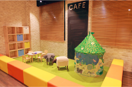 キッズスペース,武蔵小杉,カフェ,子ども