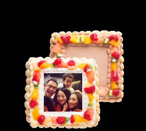 ピクトケーキ,誕生日,ケーキ,オンライン