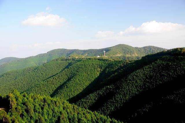 龍神岳写真はイメージです,和歌山,登山,ハイキング