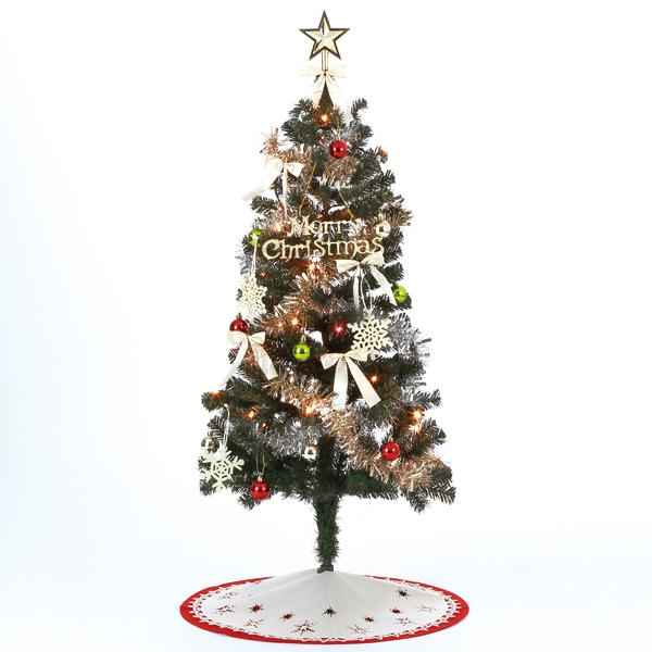 セットツリー(120cm),クリスマス,インテリア,ニトリ