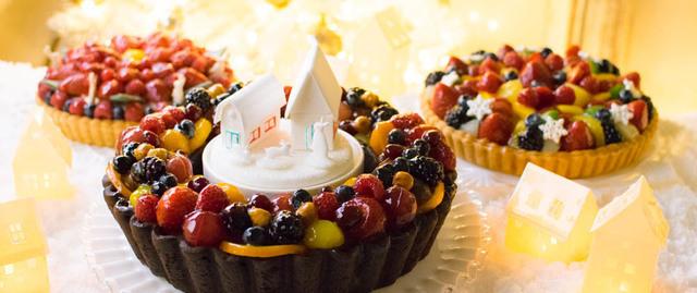 キルフェボンクリスマスケーキ,静岡,クリスマス,ケーキ