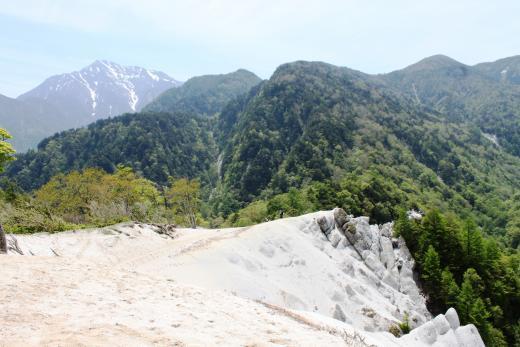 雁が原の景色,山梨,ハイキング,山