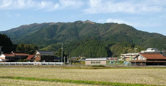 篭山・岩神城跡,鳥取県,登山,子ども