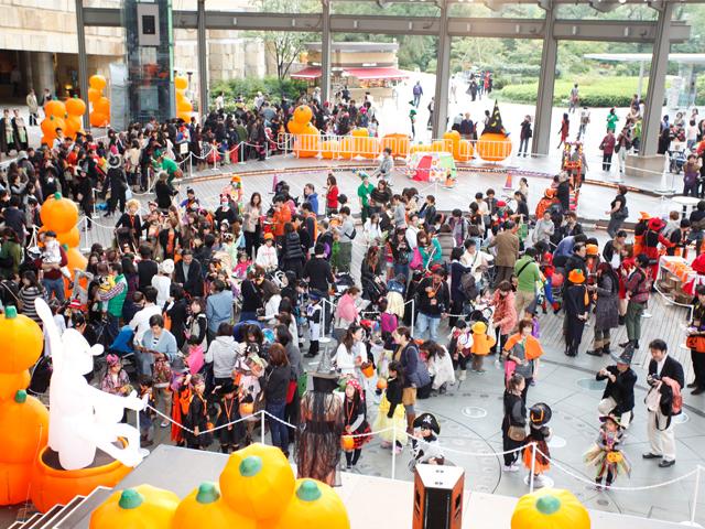 Roppongi Hills ハロウィンパレード,ハロウィン,イベント,関東
