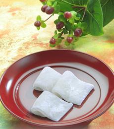 羽二重餅,福井県,お土産,お菓子